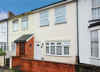Thumbnail 3 bed terraced house for sale in Victoria Road, Aldershot