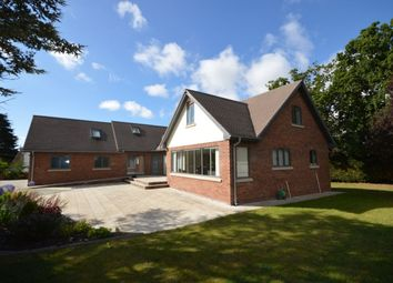 Thumbnail 5 bed detached house for sale in Newhaven Exmouth Road, Exton, Exeter