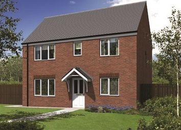 "Thumbnail 4 bed detached house for sale in ""The Cherryburn"" at Fir Tree Lane, Hetton-Le-Hole, Houghton Le Spring"