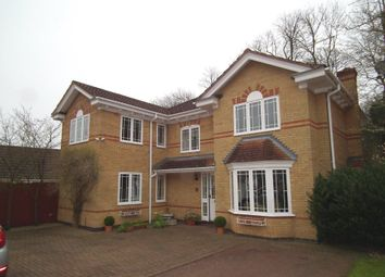 Thumbnail 4 bed property to rent in Excalibur Close, Duston, Northampton
