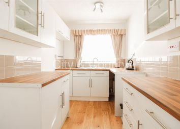 Thumbnail 2 bed terraced bungalow for sale in Lombardy Drive, Dogsthorpe, Peterborough