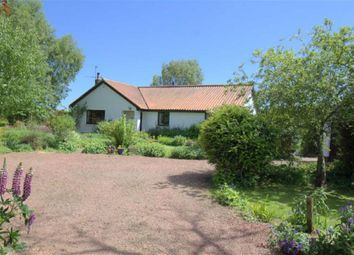 Thumbnail 4 bed detached bungalow for sale in Chainbridge, Berwick-Upon-Tweed, Northumberland