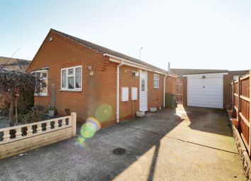 Thumbnail 2 bedroom detached bungalow for sale in Albert Road, Scunthorpe