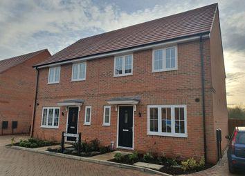 3 bed semi-detached house for sale in Fairway Drive, Brampton, Huntingdon PE28