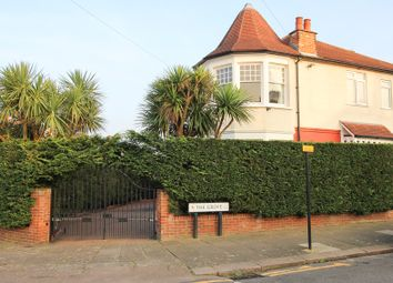 Thumbnail 4 bed end terrace house for sale in Lodge Drive, London