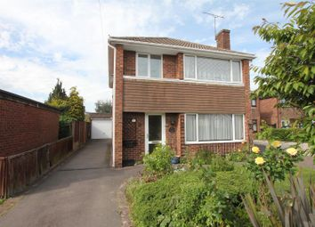 Thumbnail 3 bed detached house for sale in Browns Close, Sapcote, Leicester