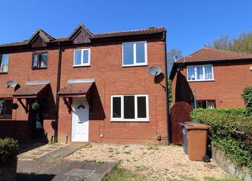 Thumbnail 2 bed property to rent in Mallard Close, West Hunsbury, Northampton
