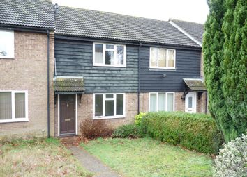 Thumbnail 2 bedroom terraced house to rent in Firtree Rise, Ipswich