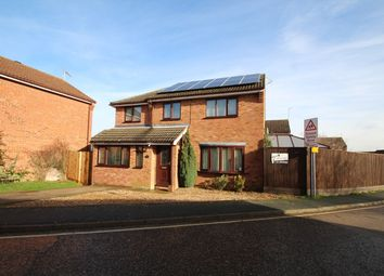 Thumbnail 5 bed detached house for sale in Lowry Way, Stowmarket