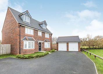 Thumbnail 5 bedroom detached house to rent in Wesham Park Drive, Wesham, Preston