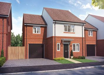 "Thumbnail 3 bed property for sale in ""The Hornford"" at Cotts Field, Haddenham, Aylesbury"