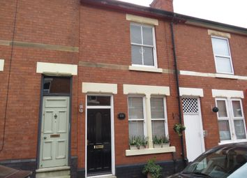 Thumbnail 2 bed terraced house for sale in Longford Street, Off Broadway, Derby