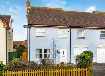 Thumbnail 4 bed semi-detached house for sale in School Lane, Lower Cambourne, Cambridge