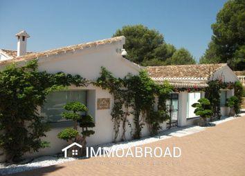 Thumbnail 4 bed villa for sale in Jesus Pobre, Denia, Spain