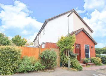 Thumbnail 1 bed end terrace house for sale in Cambridge Road, West Molesey