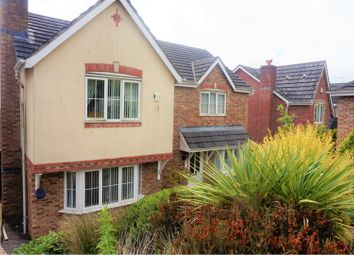 Thumbnail 4 bedroom detached house for sale in Cwrt Aethen, Barry