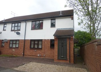 Thumbnail 1 bedroom maisonette for sale in Chatton Close, Lower Earley, Reading