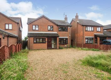 Thumbnail 4 bed detached house for sale in Joys Bank, Holbeach St. Johns, Spalding