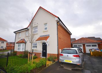 Thumbnail 3 bed semi-detached house for sale in Chapman Drive, Binfield, Bracknell