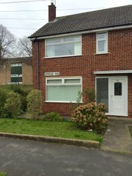 Thumbnail 2 bed end terrace house to rent in Dunvegan Road, Hull