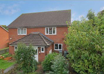 Thumbnail 3 bed semi-detached house for sale in Ballhurst, Bromyard