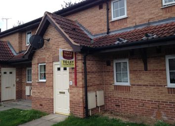 Thumbnail 2 bed flat to rent in The Pines, Worksop