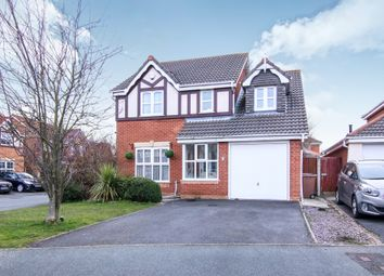 Thumbnail 4 bed detached house for sale in Goodwood Drive, Moreton, Wirral