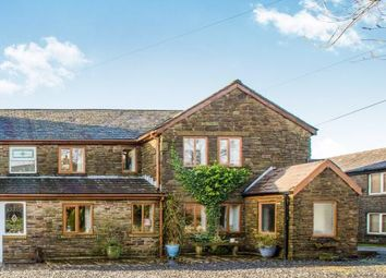 Thumbnail 4 bed equestrian property for sale in Pickup Bank, Darwen, Lancashire