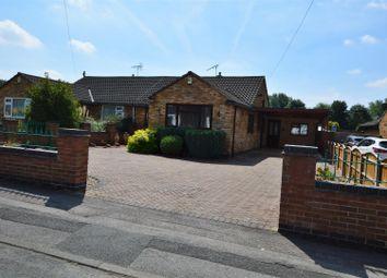 Thumbnail 3 bed semi-detached bungalow for sale in Stonebridge Drive, East Leake, Loughborough