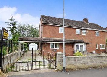 Thumbnail 2 bed semi-detached house for sale in Consett Road, Blurton, Stoke-On-Trent