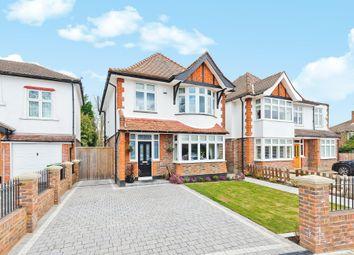 Thumbnail 4 bed detached house for sale in Regent Road, Berrylands, Surbiton