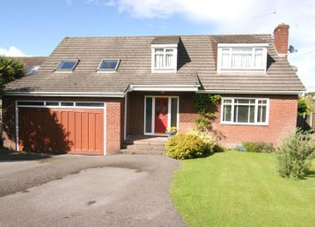 Thumbnail 4 bed detached house for sale in Viewside Close, Corfe Mullen, Wimborne