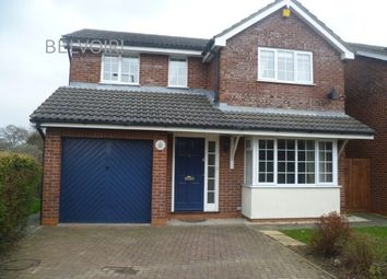 Thumbnail 4 bed detached house to rent in Broad Leys Road, Gloucester