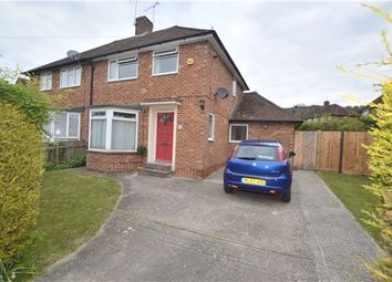 Thumbnail 2 bed semi-detached house for sale in Collet Road, Kemsing, Sevenoaks, Kent