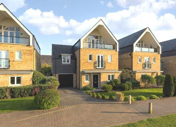 Thumbnail 5 bed detached house for sale in Juniper Close, Epsom