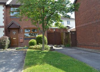 Thumbnail 3 bed semi-detached house to rent in Lathkill Dale, Church Gresley, Swadlincote