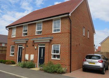 Thumbnail Semi-detached house for sale in Ringlet Road, Hemel Hempstead