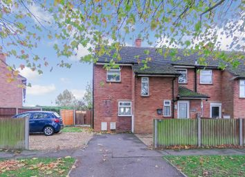 Thumbnail 3 bed end terrace house for sale in All Saints Green, St. Ives, Huntingdon