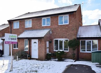 Thumbnail 3 bed semi-detached house for sale in Lulham Close, Telscombe Cliffs, East Sussex