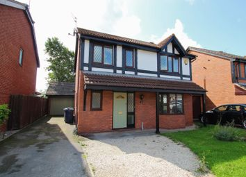 Thumbnail 4 bed detached house for sale in Abbey Fold, Burscough