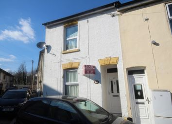 Thumbnail 3 bed terraced house to rent in Lester Road, Chatham