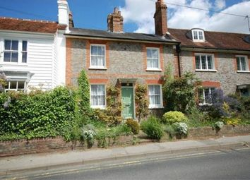 Thumbnail 3 bed terraced house to rent in Church Street, Uckfield