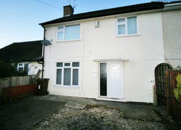 Thumbnail 3 bed terraced house for sale in Mosscroft Avenue, Nottingham, Nottinghamshire