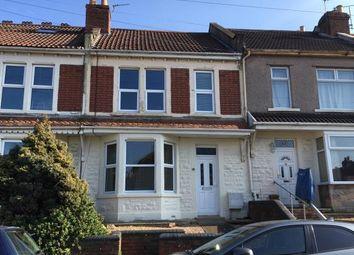 Thumbnail 3 bed terraced house for sale in Sandringham Road, Brislington, Bristol, .