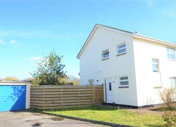 3 bed semi-detached house for sale in Chestnut Avenue, Cullompton, Devon EX15