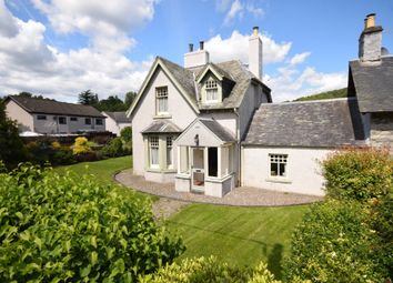 Thumbnail 3 bed end terrace house for sale in Perth Road, Birnam, Perthshire