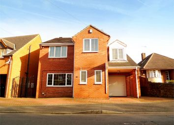 Thumbnail 4 bedroom detached house for sale in Forest Road, Skegby, Nottinghamshire