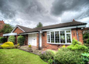 Thumbnail 3 bed detached bungalow for sale in 31 Haigh Lane, Chadderton, Oldham