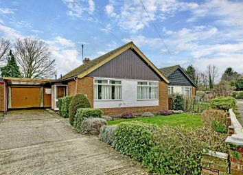 Thumbnail 3 bed detached bungalow for sale in Fellowes Drive, Ramsey, Huntingdon