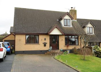 Thumbnail 3 bed semi-detached house for sale in Old Mill Rise, Dundonald, Belfast